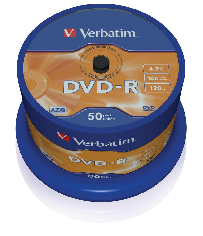 Kvalita se značkou Verbatim