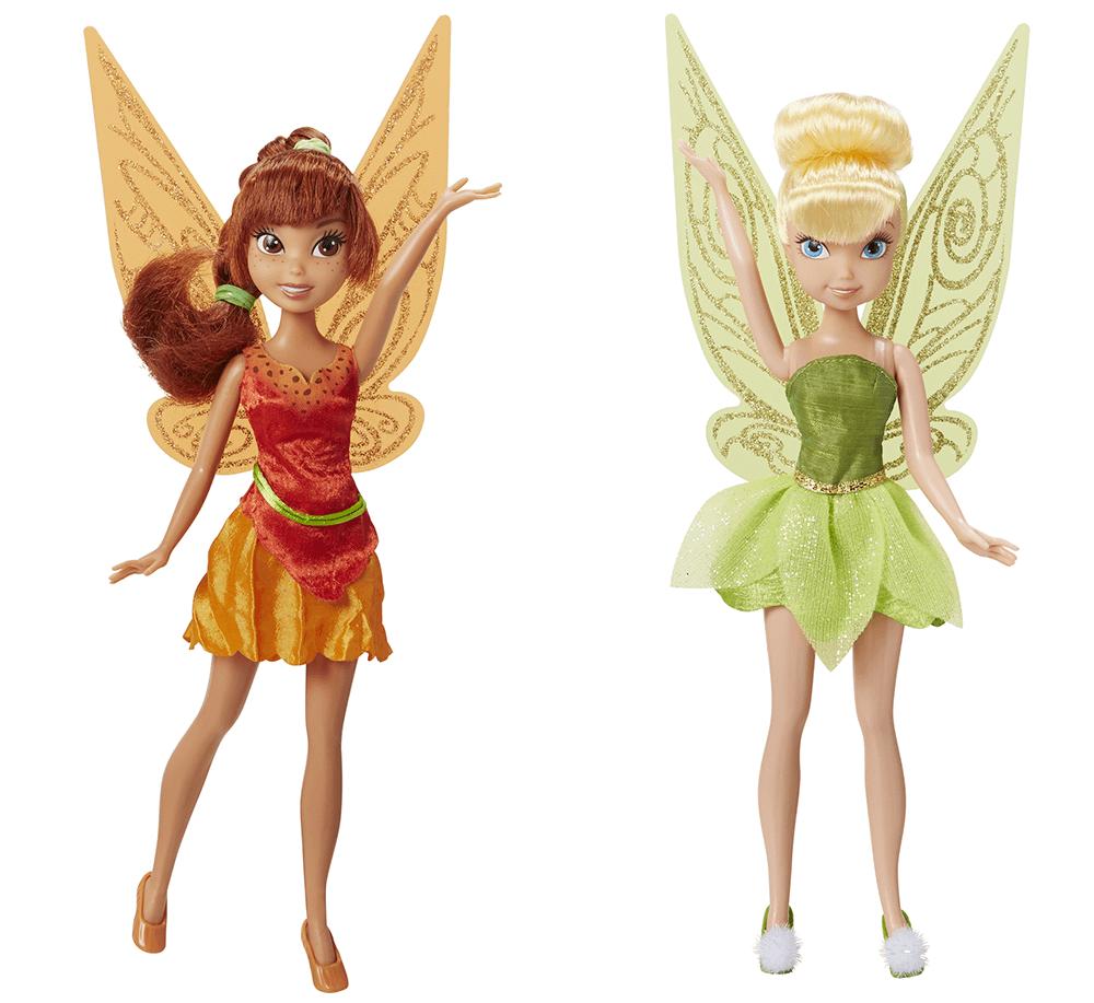 Figurky Disney víla - Zvonilka a Fauna