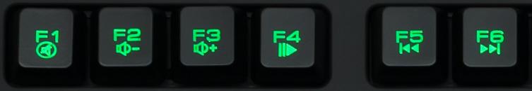 CONNECT IT Battle Keyboard CI-147 CZ Multimedia