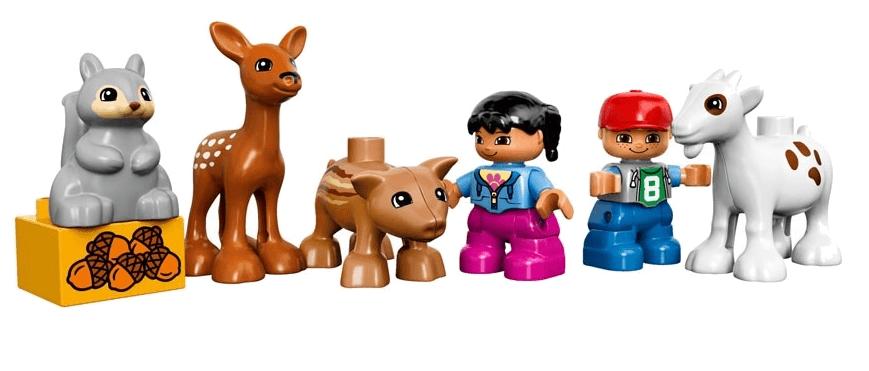 LEGO Lesni zviratka
