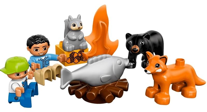 LEGO Vyprava na ryby