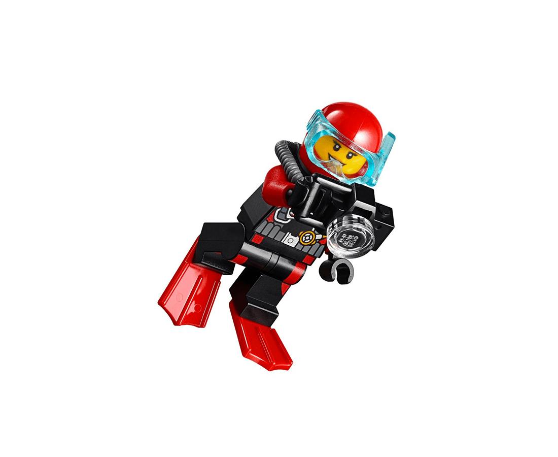LEGO City 60091