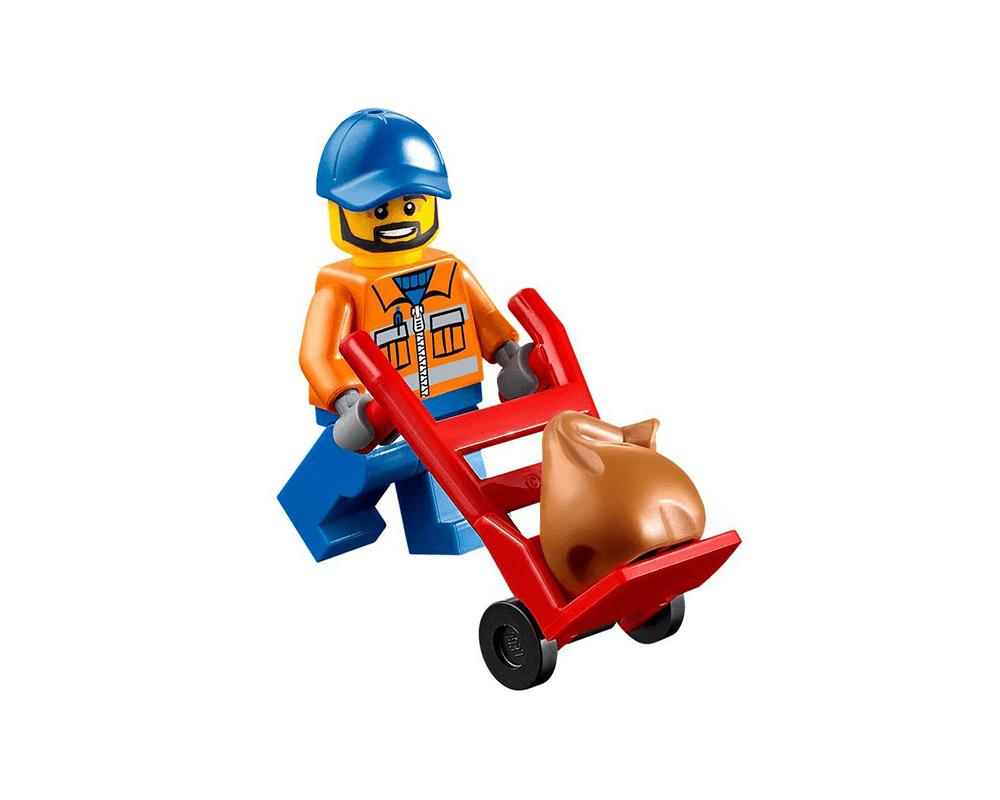 LEGO Juniors 10680 Popelářské auto
