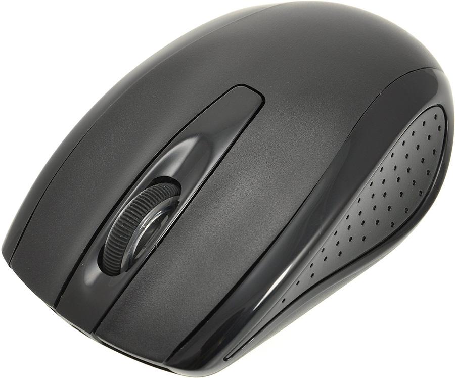 Myš pro praváky i leváky