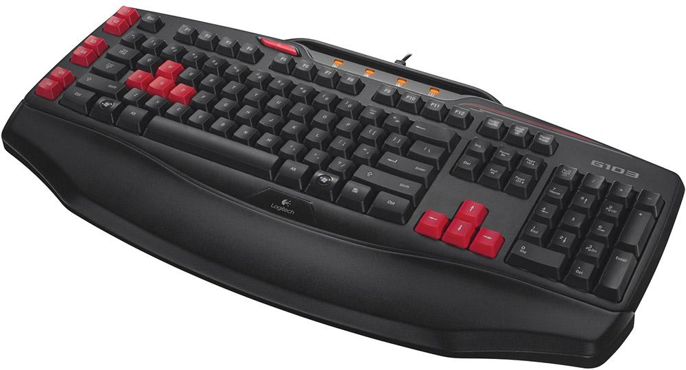 Zvýrazněné klávesy