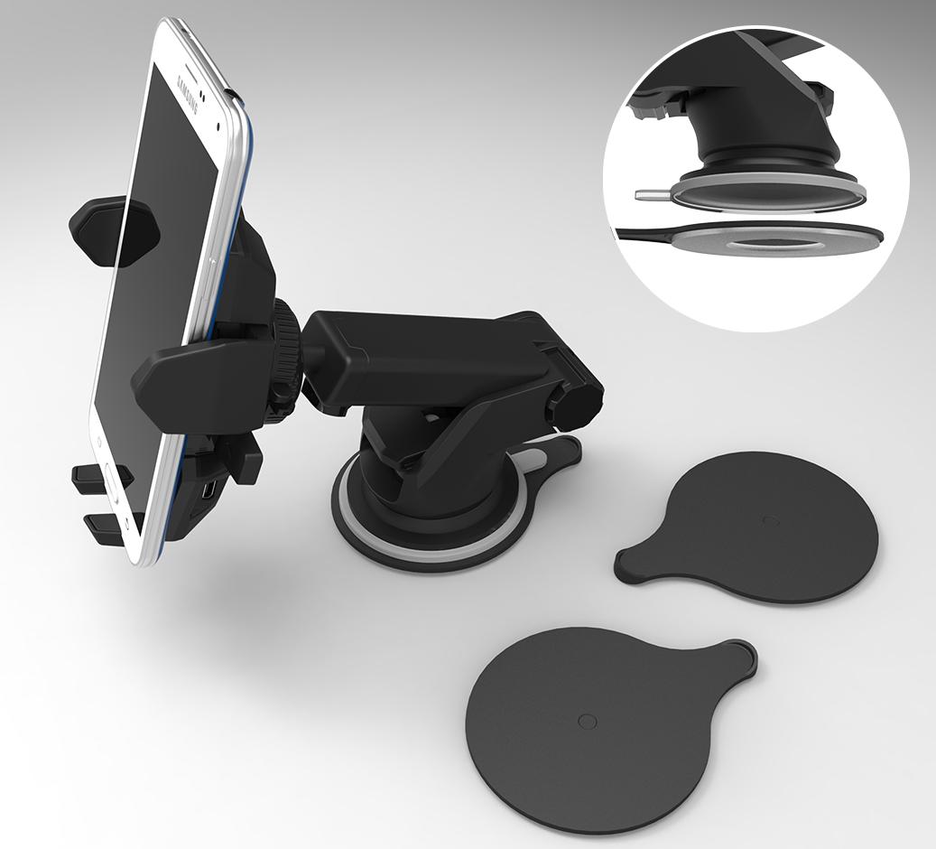 Držák do auta iOttie Easy One Touch Wireless Qi