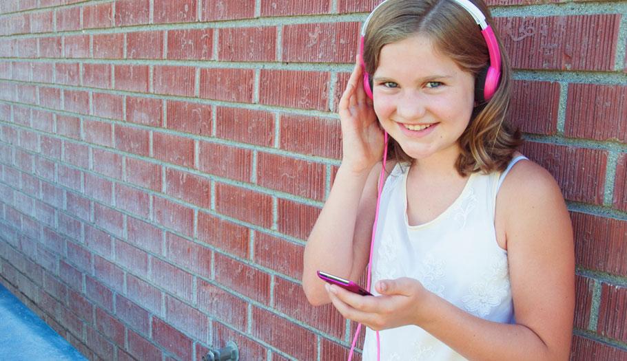 Dopřejte kvalitní zvuk i vašim dětem