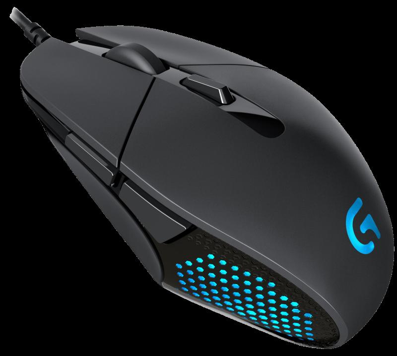 Logitech G302 Daedalus Prime
