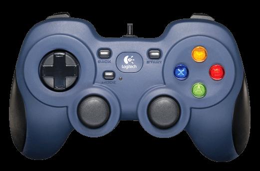 Gamepad Logitech F310