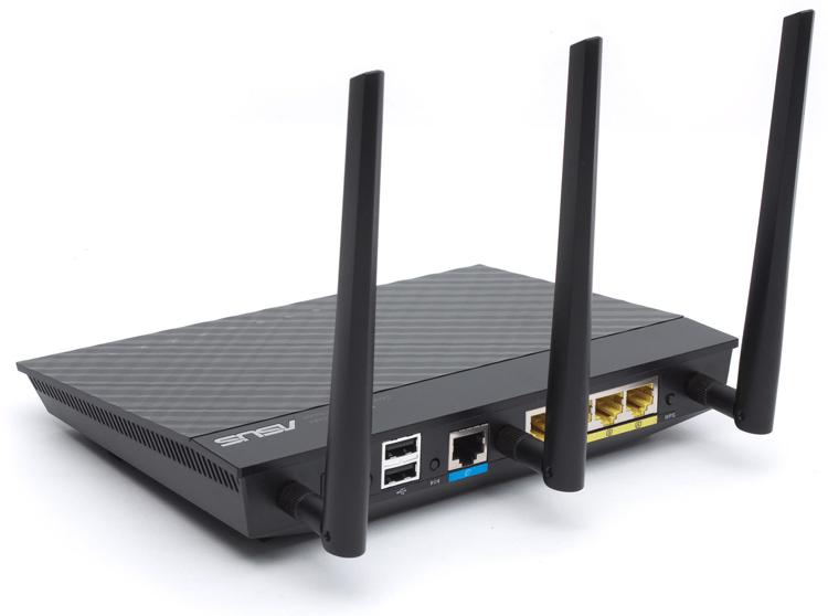 WiFi router ASUS RT-N66U