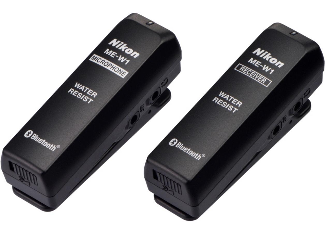 Mikrofon Nikon ME-W1 bezdrátový