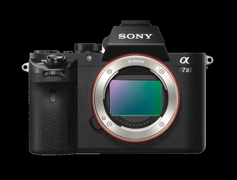 Sony Alpha 7II tělo