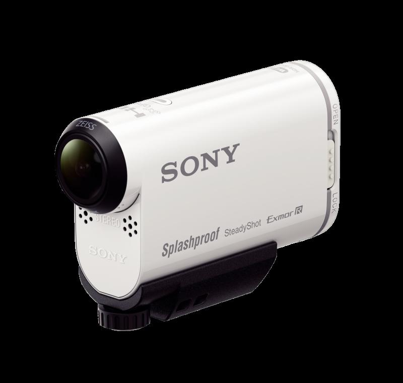 Sony ActionCamHDR-AS200VB - Bike Kit