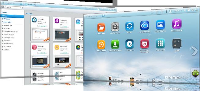 QNAP App Centre