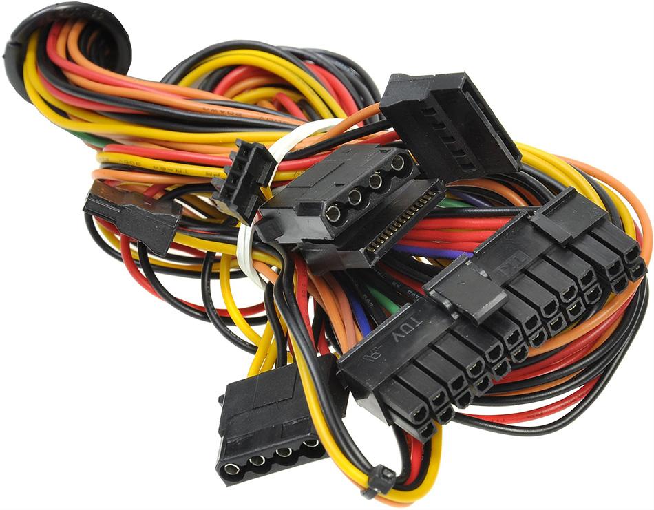 Dostatek konektorů