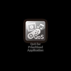 QoS router Zyxel NBG6616