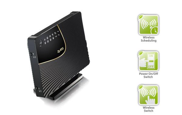 WiFi router Zyxel NBG6716