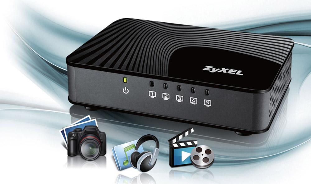 Switch Zyxel GS-105S v2