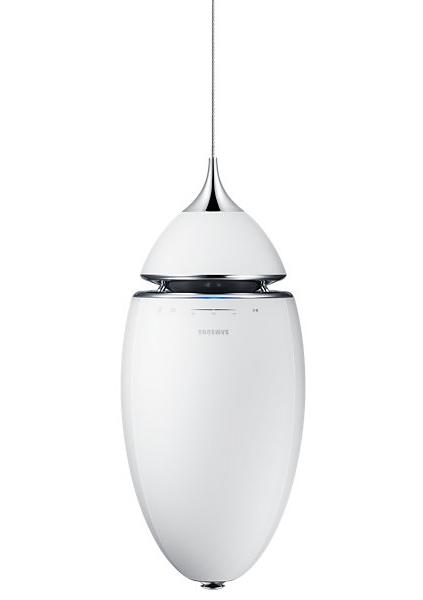 Bezdrátový reproduktor Samsung WAM7501 bílý přenosný