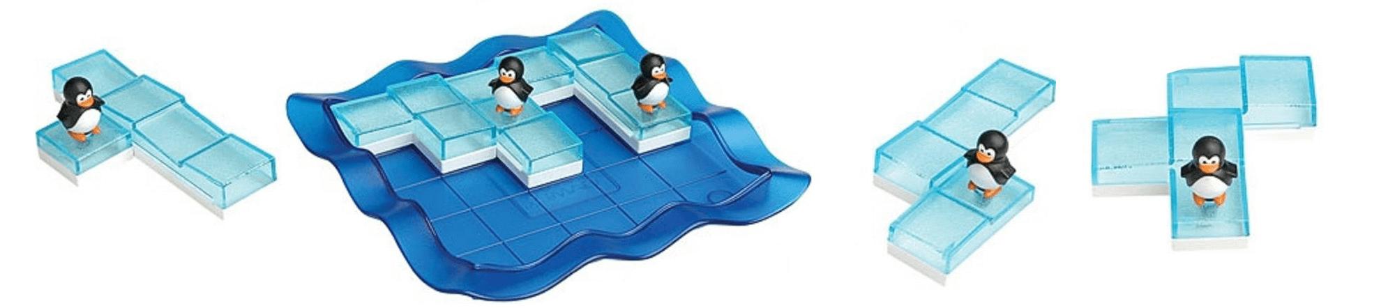 Smart Tučňáci na ledu