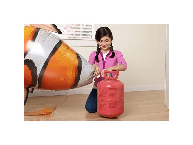 Helium pro plnění létající ryby Air Swimmers