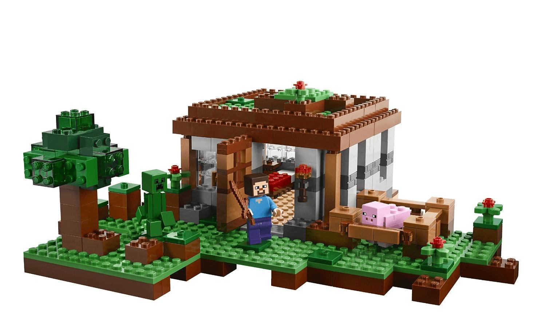 LEGO Minecraft 21115 První noc