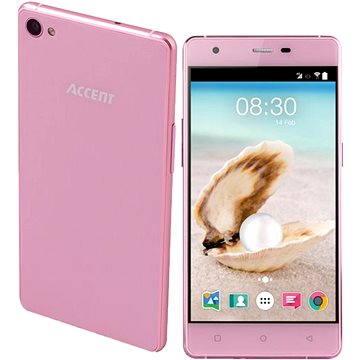 Accent Pearl růžová