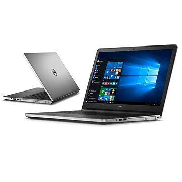 Dell Inspiron 15 Touch (5000) stříbrný