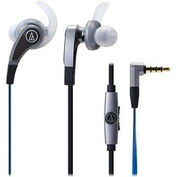 Audio-technica ATH-CKX9iSSV stříbrná