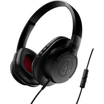 Audio-technica ATH-AX1iSGY černá