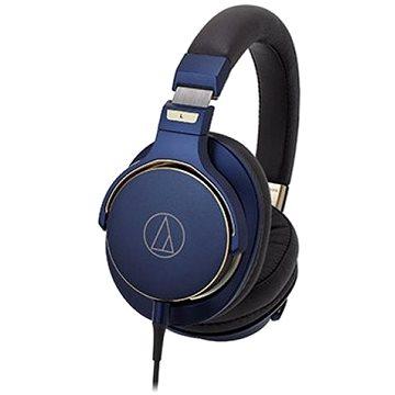 Audio-technica ATH-MSR7SE modro-zlatá