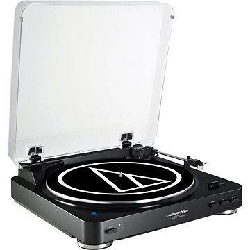 Audio-technica AT-LP60BK BT