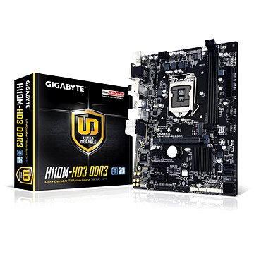 GIGABYTE H110M-HD3 DDR3