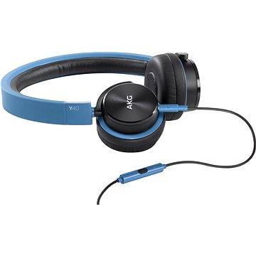 AKG Y 40 modrá