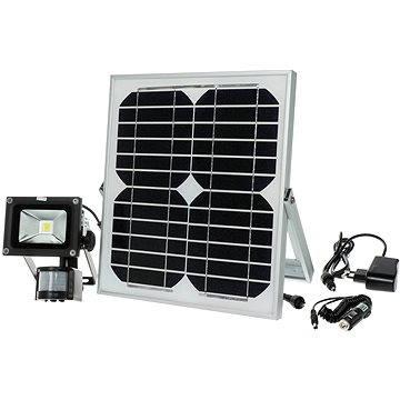 Ledino LED reflektor + solární panel