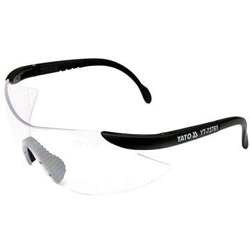 YATO Ochranné brýle čiré typ B532