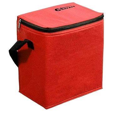 COMPASS Termotaška 6 litrů červená