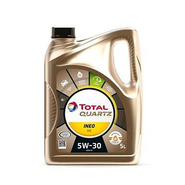 TOTAL QUARTZ INEO ECS 5W30 -  5 litr