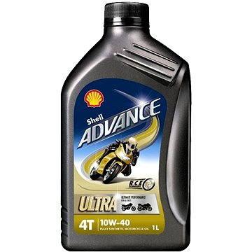 SHELL ADVANCE 4T ULTRA 10W-40 1 litrů
