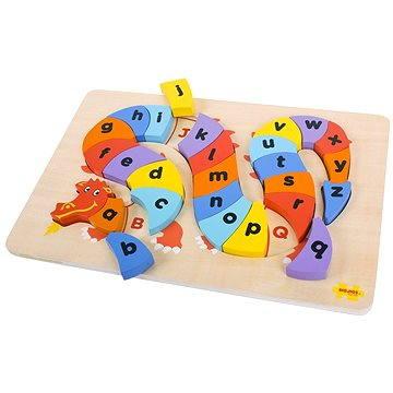 Vzdělávací abeceda drak