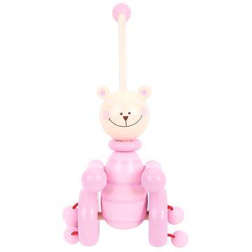 Jezdík Růžový medvěd