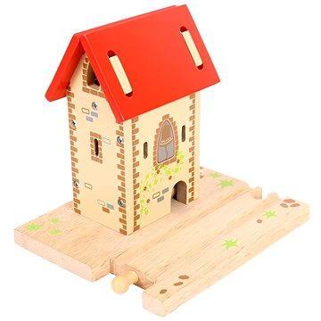 Dřevěné vláčkodráhy - Zvonící věž