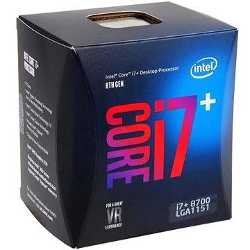 Intel Core i7+ 8700