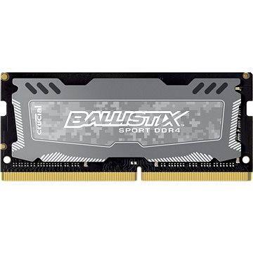 Crucial SO-DIMM 4GB DDR4 2400MHz CL16 Ballistix Sport LT