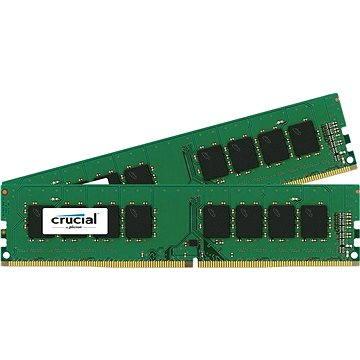 Crucial 32GB KIT DDR4 2133MHz CL15 ECC Unbuffered