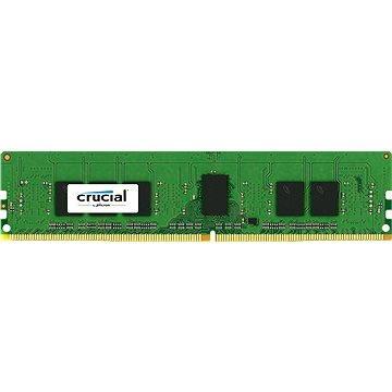 Crucial 4GB DDR4 2133MHz CL15 ECC Registered