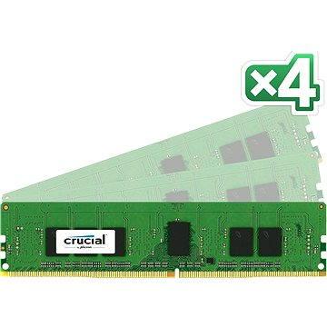 Crucial 16GB KIT DDR4 2133MHz CL15 ECC Registered