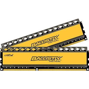 Crucial 16GB KIT DDR3 1600MHz CL8 Ballistix Tactical
