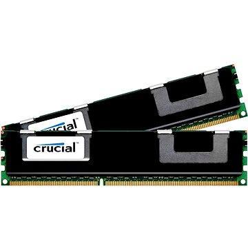 Crucial 8GB KIT DDR3L 1600MHz CL11 ECC Registered