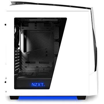 NZXT Noctis 450 bílá